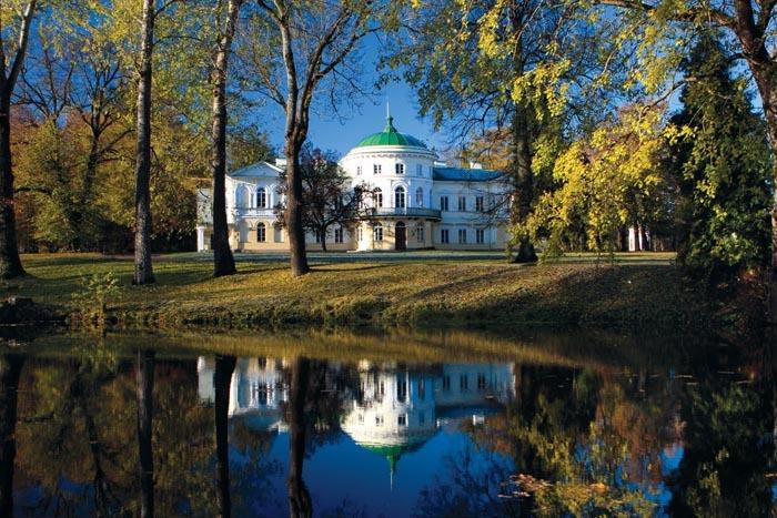 Rudenį keliaukime aplankyti Lietuvos dvarų