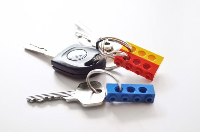 O kur jūs laikote raktus?