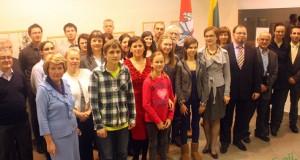 Vengrijos lietuvių bendruomenė