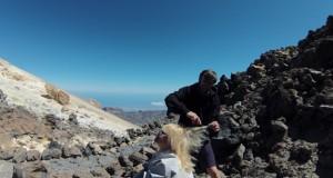 Ingrida Martinkėnaitė grožio saloną iškeitė į ugnikalnio viršūnę
