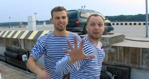 """Grupės """"Pikaso"""" dainininkai – naujai iškepti jūrininkai"""