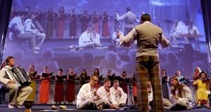 """Choras """"Aidija"""" sužavėjo Varšuvos festivalio """"Ogrody Muzyczne"""" klausytojus"""