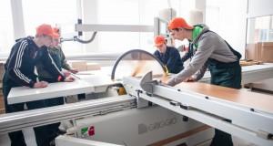 Švietimo ir mokslo viceministrė G. Krasauskienė: skatinsime darbdavių įsitraukimą į profesinį mokymą