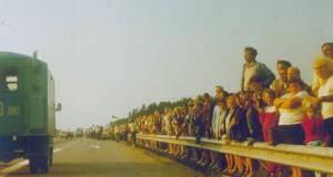 Rugpjūčio 30 d. Ryga taps trečiuoju miestu, kuriame bus įmontuota plytelė  Baltijos keliui atminti