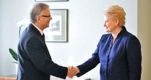Ekonomikos atsigavimą turi pajusti visi Lietuvos žmonės