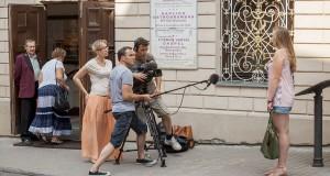 """Prancūzijos katalikų televizijos """"KTO TV"""" užsakymu Lietuvoje buvo filmuojamas dokumentinis filmas """"Kryžių kalnas, žmonių širdis""""."""