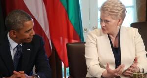 Prasideda naujas Lietuvos ir JAV strateginio bendradarbiavimo etapas