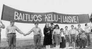 Lietuva paminėjo Europos dieną stalinizmo ir nacizmo aukoms atminti bei Baltijos kelio dieną