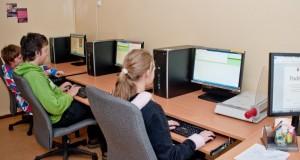 Informacinės technologijos Lietuvos mokyklose taikomos dažnai