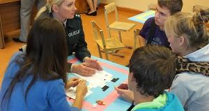 Alantos gimnazistai pasitikrino, kokios specialybės jiems tinka