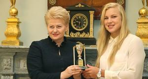 Rūtos pergalės – įkvėpimas Lietuvai