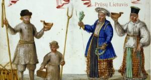 """Teodoro Lepnerio knygos """"Prūsų lietuvis"""" (1690) pristatymas Brėmene"""