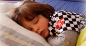 Kad vaikų miegas būtų kokybiškas
