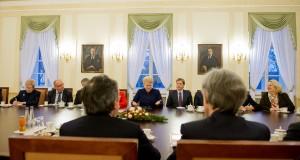 Susitikime su ES ambasadoriais – Lietuvos pirmininkavimo rezultatai