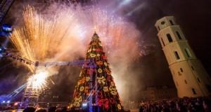 Britų straipsnyje Vilnius – vienas iš dešimties pasaulio miestų, kur geriausia švęsti Kalėdas