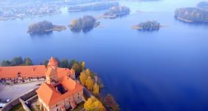 Trakai – pirmi tarp 10 Europos alternatyvaus turizmo vietų
