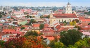 Vilnius JAV portale įvardytas kaip geriausia vieta keliauti su kuprine ant pečių