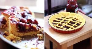 Itališkas pyragas su džemu