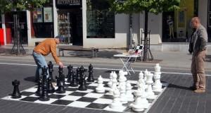 Bernardinų sode – Šachmatų dienos minėjimo renginys