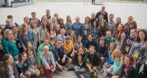 Antrasis Pasaulio lietuvių jaunimo susitikimas subūrė tautiečius iš keliasdešimt šalių