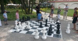 Nuotaikingas Šachmatų dienos minėjimas Vilniuje