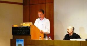 Dr. Mindaugui Strockiui – Graikijos salų garbės piliečio vardas
