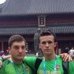 Ilgas Lietuvos sportininkų laukimas, treniruotės ir pramogos Kinijoje