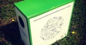 Kauniečiams – 1100 elektroninėms atliekoms kaupti skirtų nemokamų dėžučių