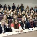 Moksleiviai galės savaitę pabūti studentais