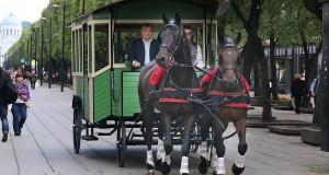 Į Kauną sugrįžta istorinė transporto priemonė