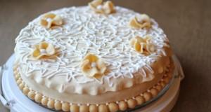 """""""Raffaello"""" tortas"""