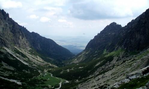 Kelionė debesų link. Slovakijos Tatrai