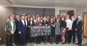 Londono Sičio lietuvių klubas apžvelgė 2014 metų veiklą ir išsirinko naują prezidentę