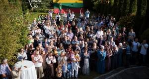 """Airijos lietuviai: """"Kartu kuriame mažytę Lietuvą savo širdyse ir Airijos žemėje"""""""