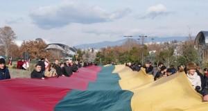 Lietuvos laisvės gynėjų pagerbimas Gruzijoje, JAV, Belgijoje, Airijoje ir Japonijoje