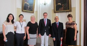 BRAZILIJA. San Paule aptarta lietuvių bendruomenės veikla, Brazilijos ir Lietuvos bendradarbiavimas