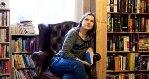 """VOKIETIJA. Lina Ever: """"Ne alkoholis, ne televizorius, ne žaidimai, o knyga yra geriausia terapijos priemonė"""""""