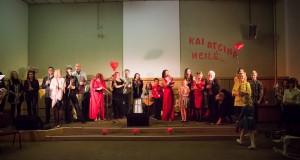 Airijos lietuviai surengė meilės dienai skirtą poezijos vakarą