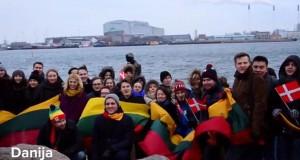 Pasaulio lietuviai sveikina Lietuvą