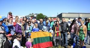 Tautiškumo dvasia Rogalando lietuvių bendruomenėje