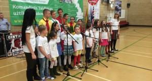 Kovo 11-ąją Jungtinės Karalystės lietuviai minėjo ir bažnyčioje, ir krepšinio aikštelėje