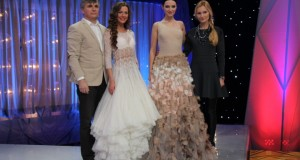 Valentino Kairio megzta suknelė pretenduoja tapti rekordininke