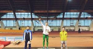 Minske – Lietuvos atstovo Dovydo Vaivados pergalė