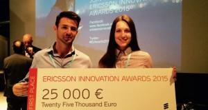 Tarptautiniame konkurse studentė Jolita Kiznytė laimėjo 25 000 eurų verslui kurti