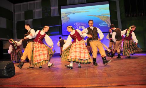 Kultūrinė lietuvių saviraiška Švedijoje
