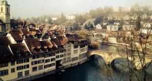 Fontanų miestas Bernas