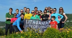Darbas Lietuvai už jos ribų: iniciatyvusis Londono Sičio lietuvių klubas