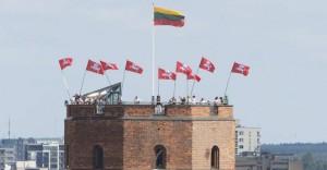 Liepos 6-ąją – šventinis bėgimas su vėliavomis