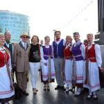 Jungtinės Karalystės lietuvių bendruomenės gyvenimo atgarsiai