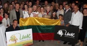 Iškilmingu koncertu Los Andžele pristatyta Pasaulio lietuvių meno taryba